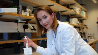 Therese de Neergaard, Anders Wall-stipendiat 2019
