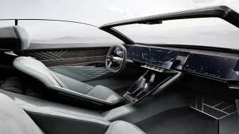 Audi skysphere interiør