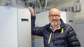 Lars-Göran Andersson, Drift- och Servicechef Sollentunahem AB