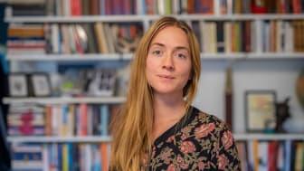 Christina Hansen disputerar den 25 oktober med sin avhandling om politisk aktivism i Malmö. Foto: Jonathan Pye