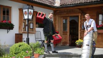 Auslieferung Gastro-Fonds Arzbacher Hof 1