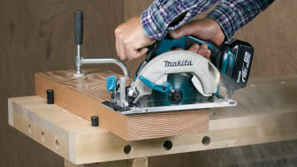 Makita lanserar en kompakt och kolborstfri 18V cirkelsåg