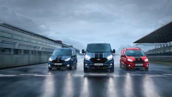 Ford Transit Sport blir nu kraftfullare än någonsin.