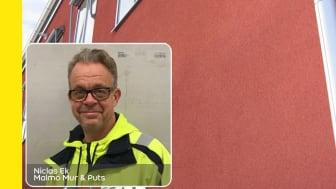 Niclas, Malmö Mur & Puts, har Serporoc MK2 som sin Weber-favorit