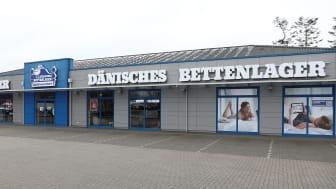 Storefront DÄNISCHES BETTENLAGER
