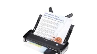 Canon oppdaterer sin skannerportefølje for enklere digitalisering av dokumenter