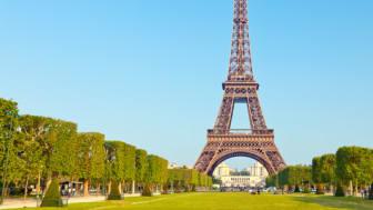 Paris alla hjärtans stad - försäljningen av storstadsresor ökar inför Alla-hjärtans dag
