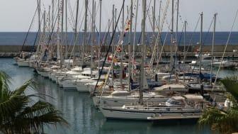 Karpaz Gate Marina in North Cyprus is hosting the DADDrally Mediterranean 2019 fleet