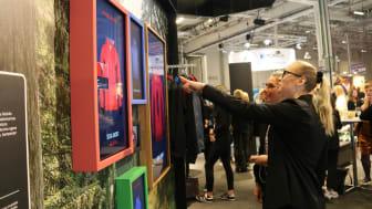 Bild från mässgolvet den 15 - 16 maj 2019 då Retail Experience Live hade premiär.