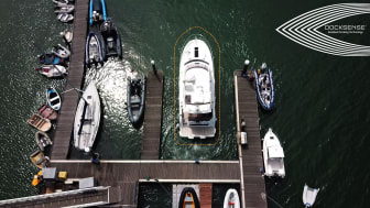 Raymarine DockSense™: Cette innovation d'assistance à la manœuvre est unique  dans l'industrie du nautisme.