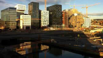 Nasjonalmuseet - Arkitektur med ny temautstilling: Arkitekturimport