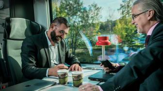 Fördubblat företagsresande med MTR Express under 2017