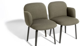 Chair Bolbo from Rosenthal furniture collection.