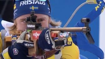 Skidskytten och OS-medaljören Sebastian Samuelsson