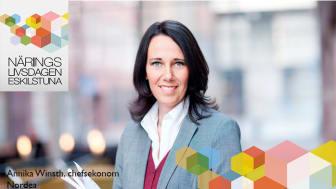 Näringslivsdagen Eskilstuna – seminarier med chefsekonomen Annika Winsth, styrelseproffset Meg Tivéus med flera