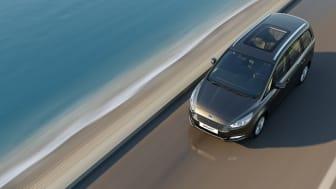 Ford viser ny Galaxy; Luksuriøs 7-seter med mer komfort og praktiske egenskaper