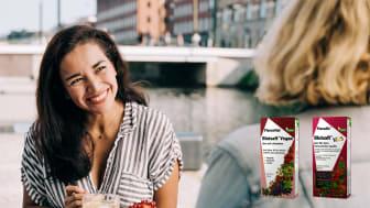 Populära Blutsaft lanserar järntillskott för veganer och barn!
