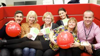 Stiftelsen Organdonasjon og Viken Fiber inngår sponsorsamarbeid
