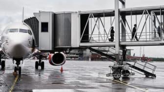 Stockholm Arlanda Airport. Photo: Brendan Austin.