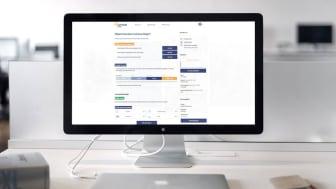 Payson lanserar nytt och fräscht användargränssnitt