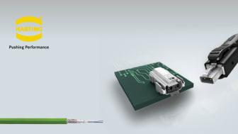 HARTING T1 Industrial, en liten men robust kontakt för de tuffa krav som ställs från marknaden.