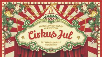 Cirkus Jul Plakat
