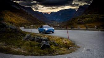 Ford Mustang Mach-E høsten 2021