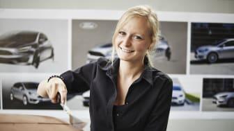 Ford blant verdens 12 mest populære arbeidsgivere