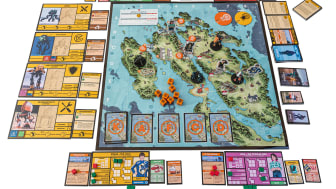 Tales from the Loop - The Board Game