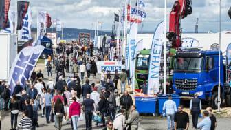 Redan den 2 – 5 juni 2021 möts nationella och internationella aktörer inom åkeri- och transportbranschen på Elmia i Jönköping.