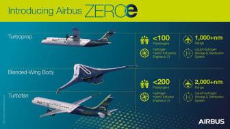 Vätgas – vägen mot noll klimatpåverkan för flyget