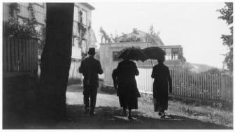 Foto av Inger Munch. Tatt i 1932. Ill. til vandringer i Munchs fotspor.jpg