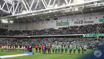 New Swedish attendance record in women's football