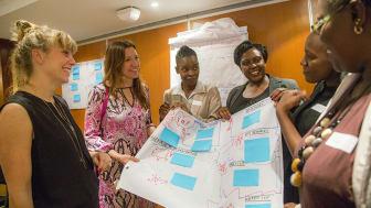 Swedfunds talangprogram Women4Growth syftar till att inspirera och stärka kvinnor i deras yrkesroller.