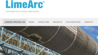 LimeArc får fortsatt finansiering av Energimyndigheten - beviljas 6.6 miljoner kronor