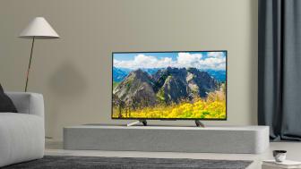 Sony udvider deres tv-sortiment med tre nye serier