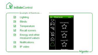 KNX InSideControl Intro