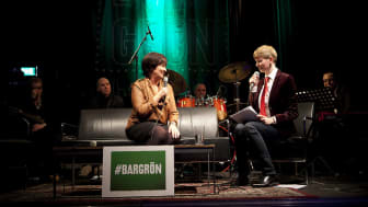 Bar Grön – tema Migration