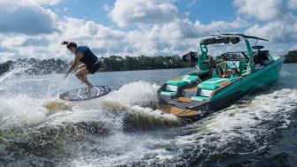 YANMAR will be the presenting sponsor for three events on the 2021 Nautique Wakesurf Series