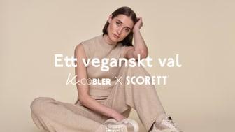 Scorett satsar på veganska sneakers i vår