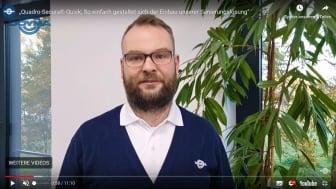 DOYMA-Pressemitteilung: Video-Tutorial - die vielseitigen Anwendungsfälle der Quick-Hauseinführungen