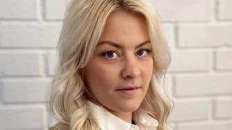 Caroline Lundgren ny marknadschef på Bygma