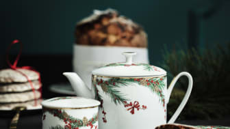 The festive Rosenthal Christmas collection Yule