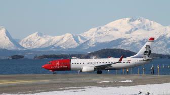Norwegian innfører fordelsprogram på innenriksflygninger i Norge