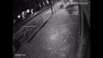 Footage of the male police wish to identify and speak with