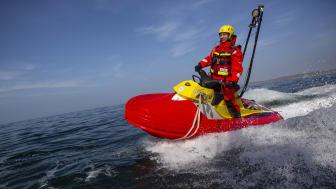 Ny Rescuerunner namnges i Mollösund