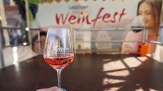 Das 20. Weinfest Leipzig lädt zum Weingenuss ein - Foto: Emilia Caruso