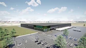 Dagab etablerar nytt rikslager för frukt och grönt i Landskrona