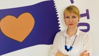 Лилия Борисова, търговски директор на Монделийз България, пред Economy.bg