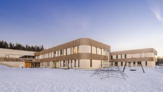 Torvbråten skole_skolepark_LINK Arkitektur / Hundven-Clements Photography